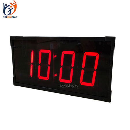 LED multifunctional ninja course timer system
